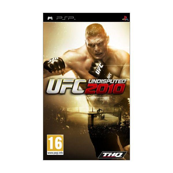 UFC Undisputed 2010 [PSP] - BAZÁR (použitý tovar)