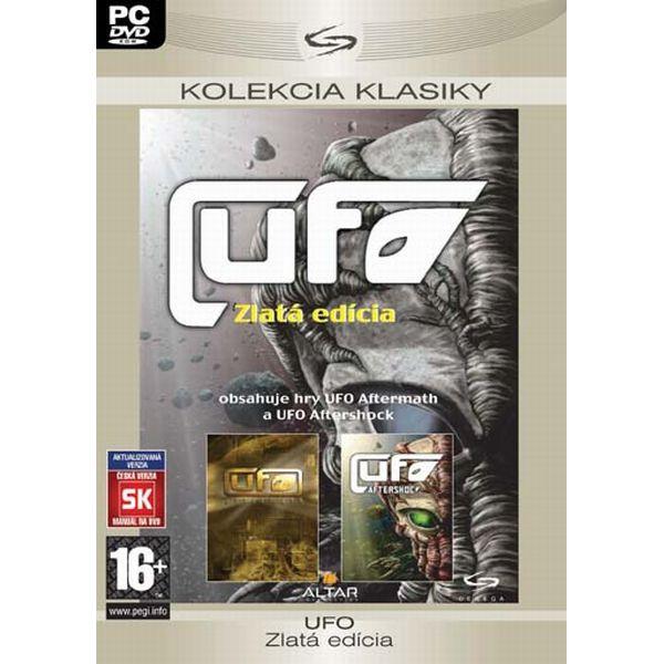UFO Zlatá edícia CZ
