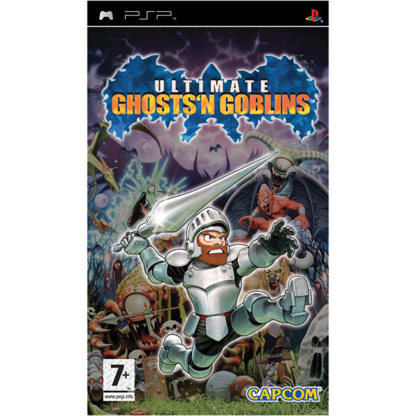 Ultimate Ghosts �n Goblins