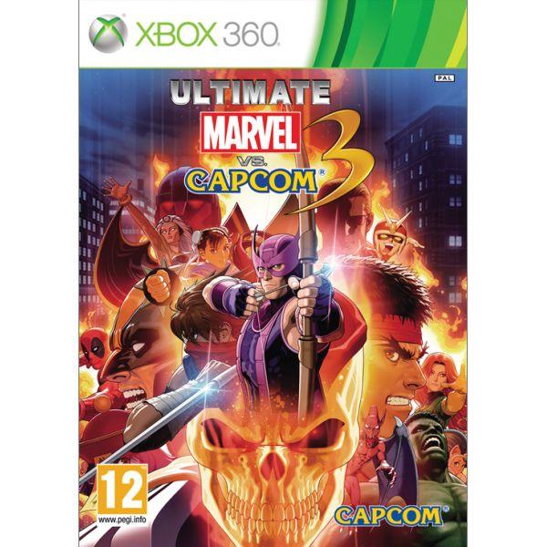 Ultimate Marvel vs. Capcom 3 [XBOX 360] - BAZÁR (použitý tovar)