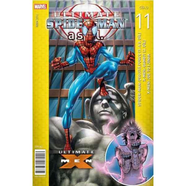 Ultimate Spider-Man a spol. 11 komiks