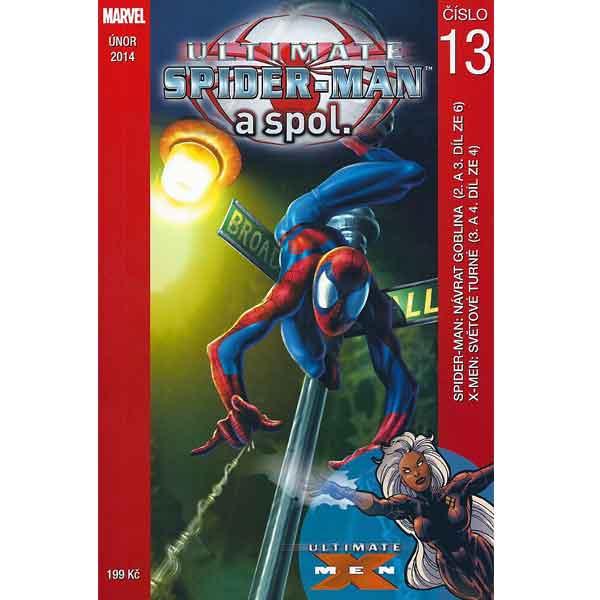 Ultimate Spider-Man a spol. 13 komiks