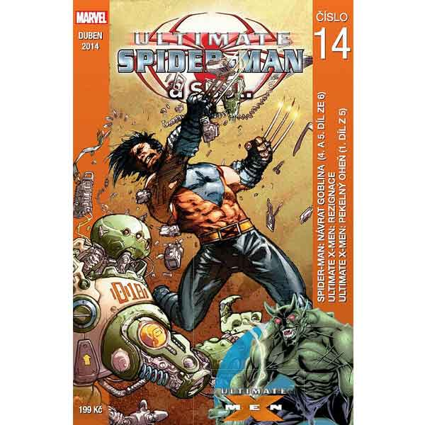 Ultimate Spider-Man a spol. 14 komiks