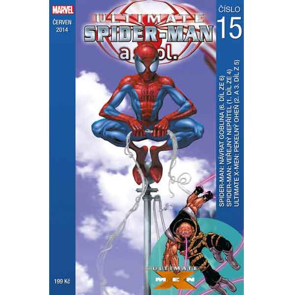 Ultimate Spider-Man a spol. 15 komiks