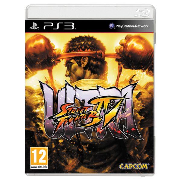 Ultra Street Fighter 4 [PS3] - BAZÁR (použitý tovar)