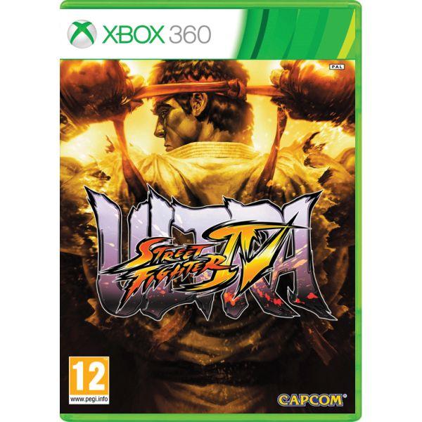 Ultra Street Fighter 4 [XBOX 360] - BAZÁR (použitý tovar)