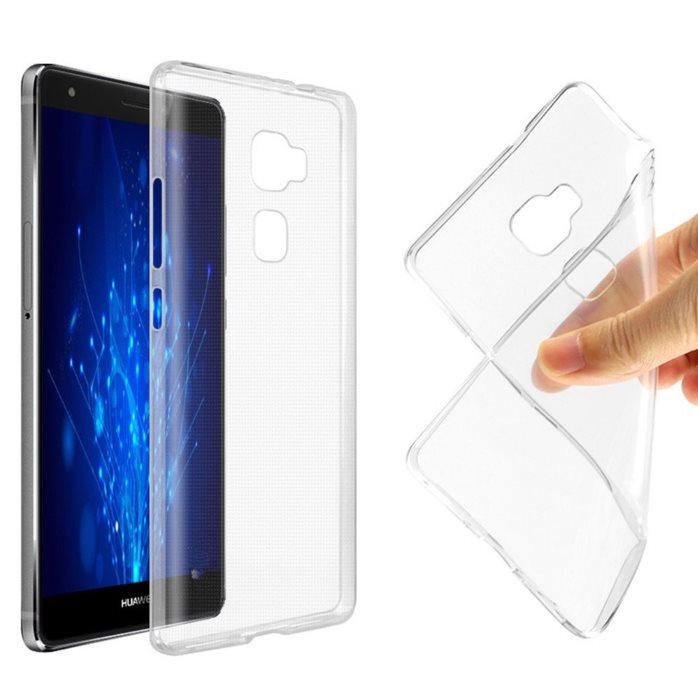 Ultra tenké puzdro pre Huawei Mate S, Transparent