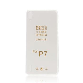 Ultra tenké puzdro pre Huawei Y6, Transparent