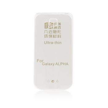 Ultra tenké puzdro pre Samsung Galaxy A5 2016 - A510F, Transparent