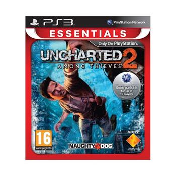 Uncharted 2: Among Thieves-PS3 collector box - BAZÁR (použitý tovar)