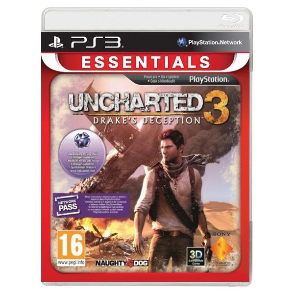 Uncharted 3: Drake�s Deception CZ
