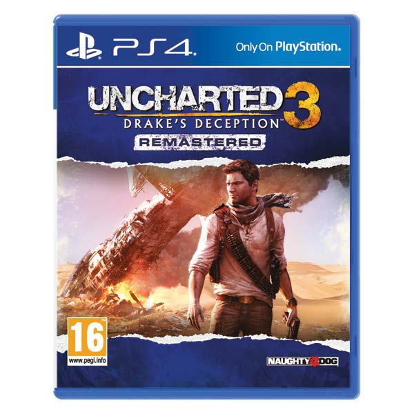 Uncharted 3: Drake's Deception (Remastered)