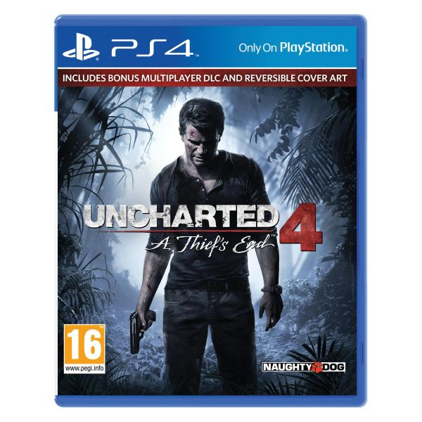 Uncharted 4: A Thief�s End CZ (Standard Plus Edition) + DLC