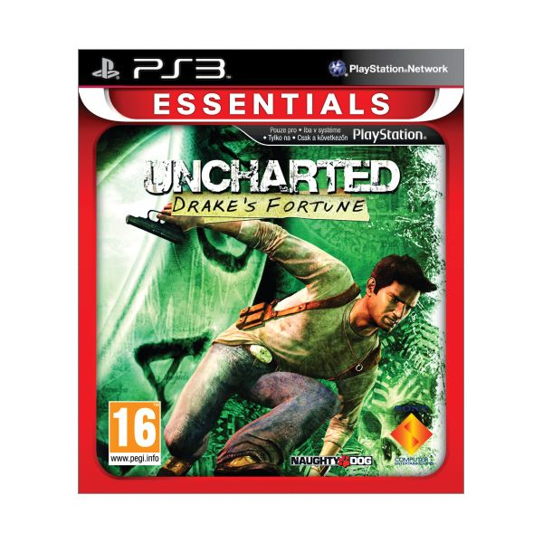 Uncharted: Drake�s Fortune