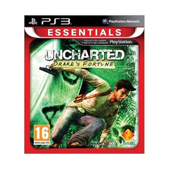Uncharted: Drake�s Fortune-PS3 - BAZ�R (pou�it� tovar)
