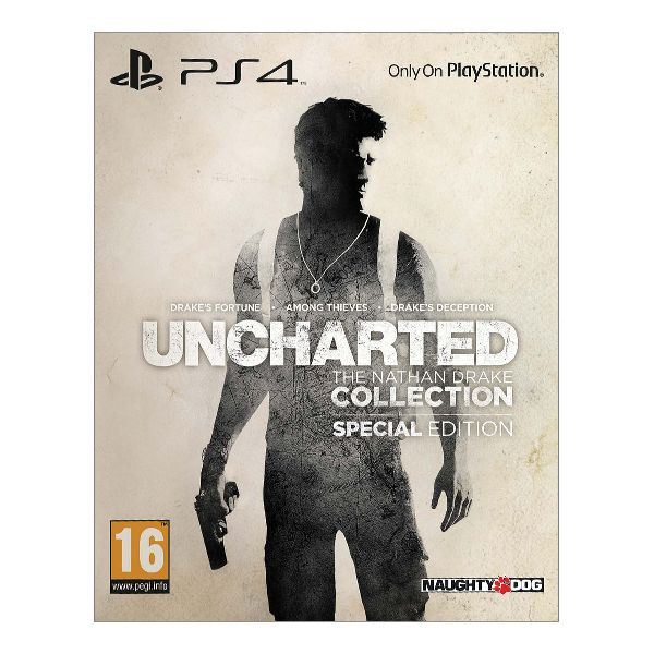 Uncharted: The Nathan Drake Collection CZ (Special Edition)