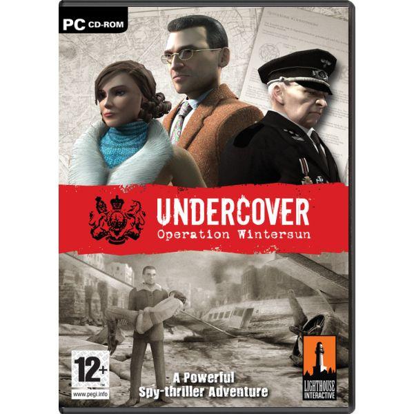 Undercover: Operation Wintersun PC