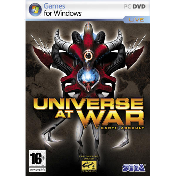 Universe at War: Earth Assault (Games for Windows)