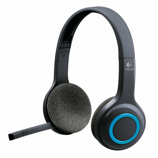 Univerzálne bezdrôtové slúchadlá Logitech Wireless Headset H600 981-000342