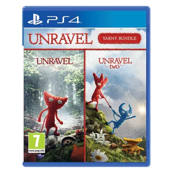 Unravel (Yarny Bundle) [PS4] - BAZÁR (použitý tovar)