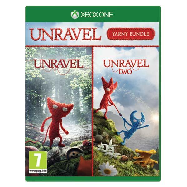 Unravel (Yarny Bundle) [XBOX ONE] - BAZÁR (použitý tovar)