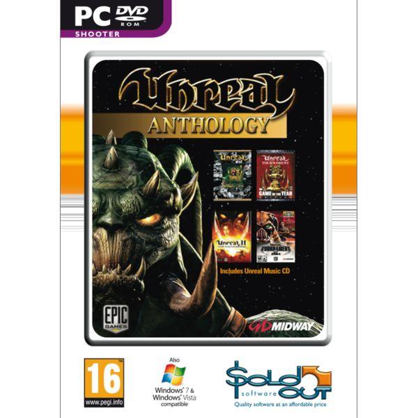 Unreal Anthology PC