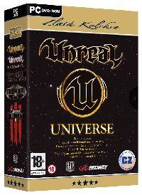 Unreal Universe CZ (ZK)