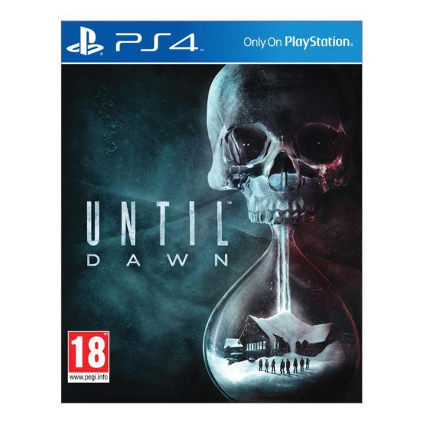 Until Dawn [PS4] - BAZÁR (použitý tovar)