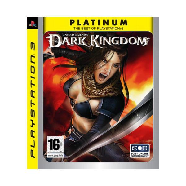 Untold Legends: Dark Kingdom [PS3] - BAZÁR (použitý tovar)