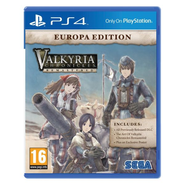 Valkyria Chronicles: Remastered (Europa Edition)