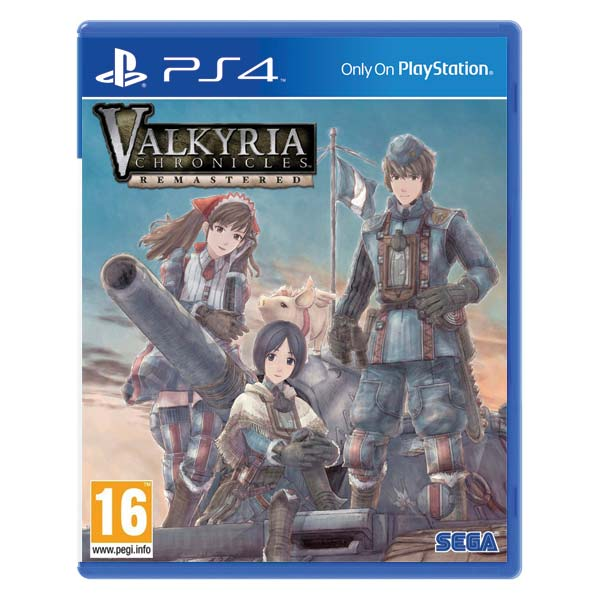 Valkyria Chronicles: Remastered