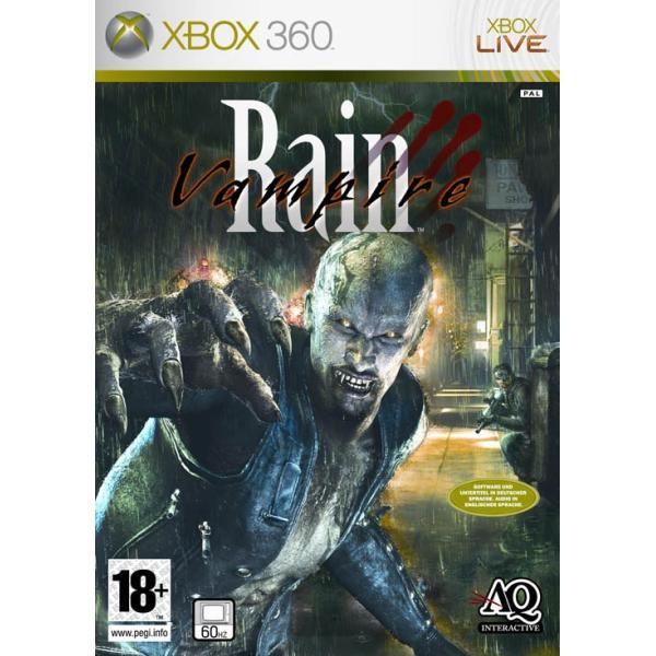 Vampire Rain [XBOX 360] - BAZÁR (použitý tovar)