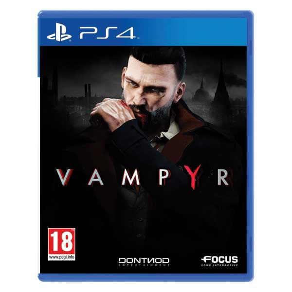 Vampyr [PS4] - BAZÁR (použitý tovar)