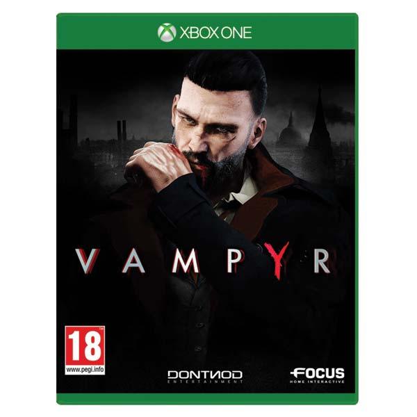 Vampyr [XBOX ONE] - BAZÁR (použitý tovar)