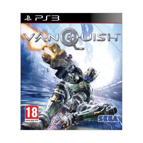 Vanquish [PS3] - BAZÁR (použitý tovar)