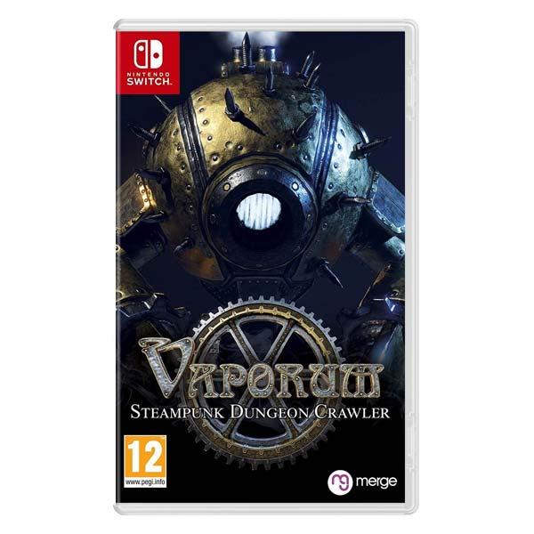 Vaporum: Steampunk Dungeon Crawler