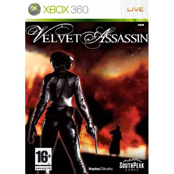 Velvet Assassin [XBOX 360] - BAZÁR (použitý tovar)