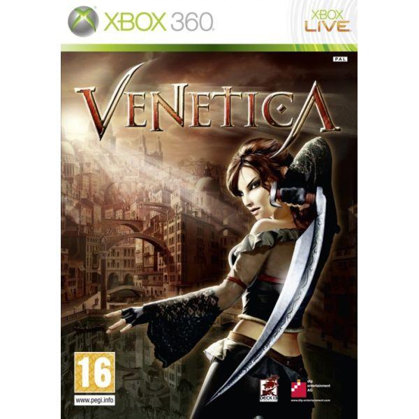 Venetica [XBOX 360] - BAZÁR (použitý tovar)