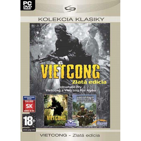 Vietcong Zlatá edícia CZ (Kolekcia Klasiky)