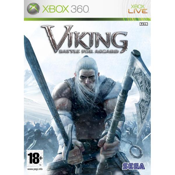 Viking: Battle for Asgard [XBOX 360] - BAZÁR (použitý tovar)