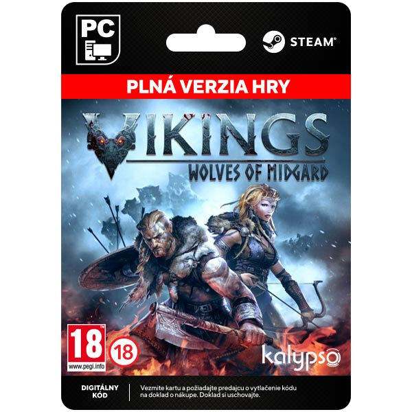 Vikings: Wolves of Midgard [Steam]