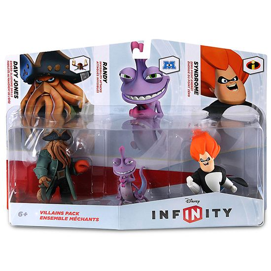 Villains Pack (Disney Infinity)