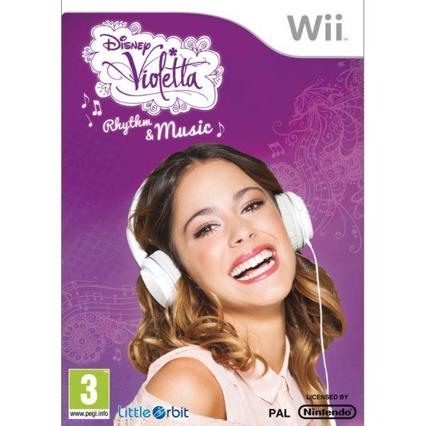 Violetta: Rhythm & Music Wii