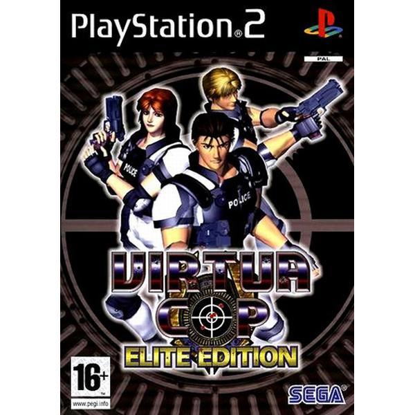 Virtua Cop (Elite Edition)