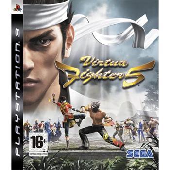 Virtua Fighter 5-PS3 - BAZÁR (použitý tovar)
