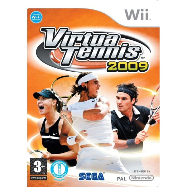 Virtua Tennis 2009 Wii