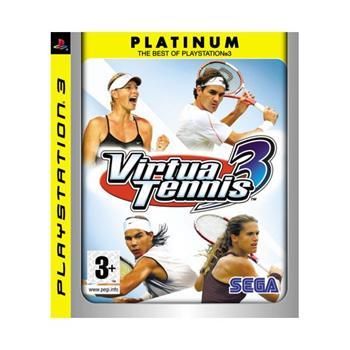 Virtua Tennis 3 [PS3] - BAZÁR (použitý tovar)