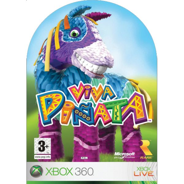 Viva Piňata CZ (Limited Edition) XBOX 360