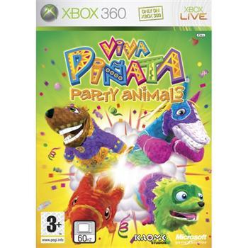 Viva Piňata: Party Animals CZ [XBOX 360] - BAZÁR (použitý tovar)