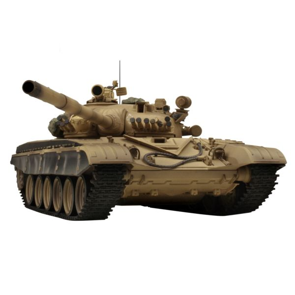 VsTank PRO Airsoft Russian Army Tank T-72 M1, desert